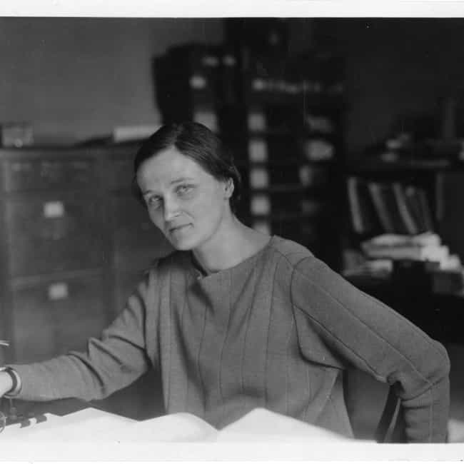 Cecilia Payne-Gaposchkin is listed (or ranked) 4 on the list Famous Astronomers from England