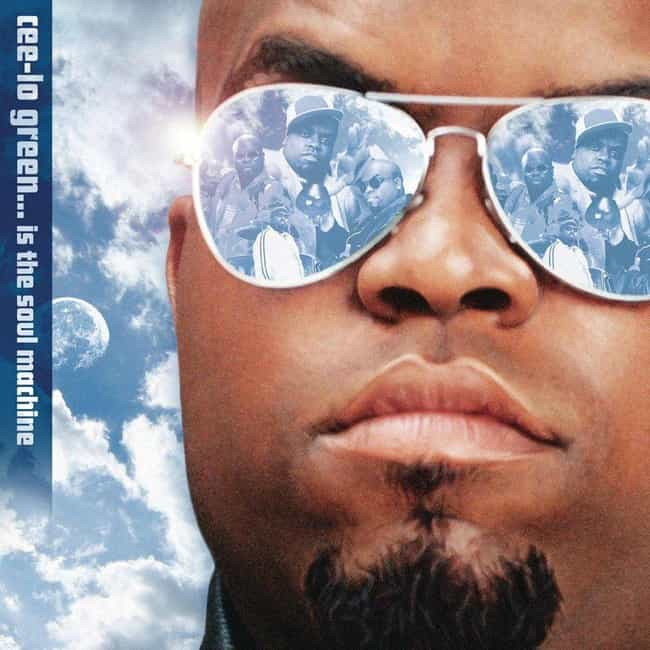 Cee-Lo Green... Is the Soul Ma... is listed (or ranked) 2 on the list The Best CeeLo Green Albums, Ranked