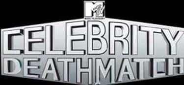 Celebrity Deathmatch is listed (or ranked) 1 on the list 17 TV Shows That Prove '90s MTV Was The Best MTV