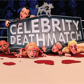 Celebrity Deathmatch is listed (or ranked) 5 on the list The Most Crude and Classic '90s Adult Cartoons