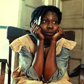 Celie is listed (or ranked) 23 on the list The Very Best Actress Performances, Ranked