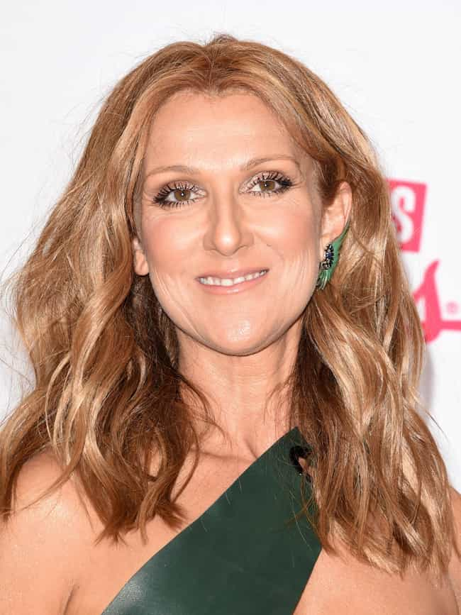 Celine Dion is listed (or ranked) 4 on the list Celebrities Who Wear Chanel