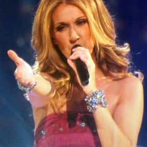 Celine Dion is listed (or ranked) 3 on the list The Best Female Vocalists Ever