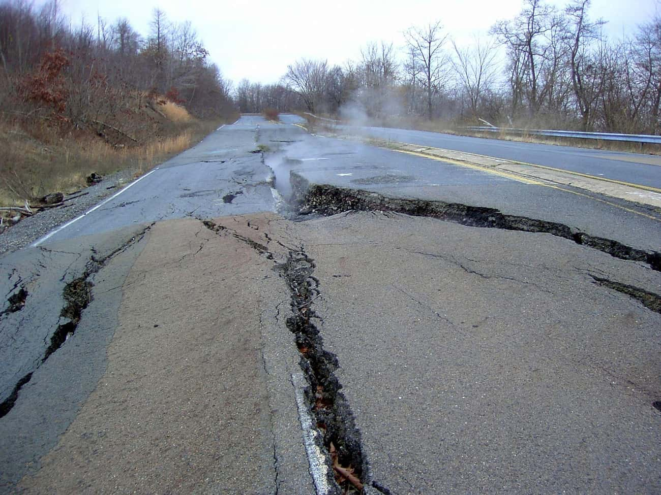 Centralia, PA – On Fire Since The '60s