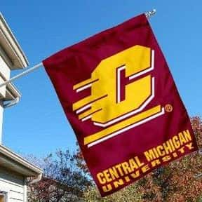 Central Michigan University is listed (or ranked) 23 on the list Universities With The Dumbest College Mascots