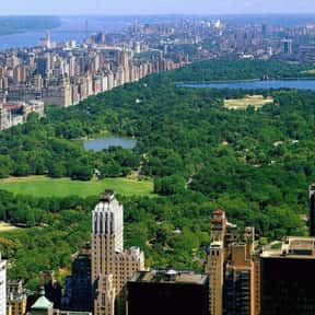Central Park is listed (or ranked) 21 on the list The Best Tourist Attractions in America