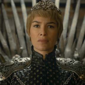 Cersei Lannister is listed (or ranked) 8 on the list Every 'Game of Thrones' Character's First Words