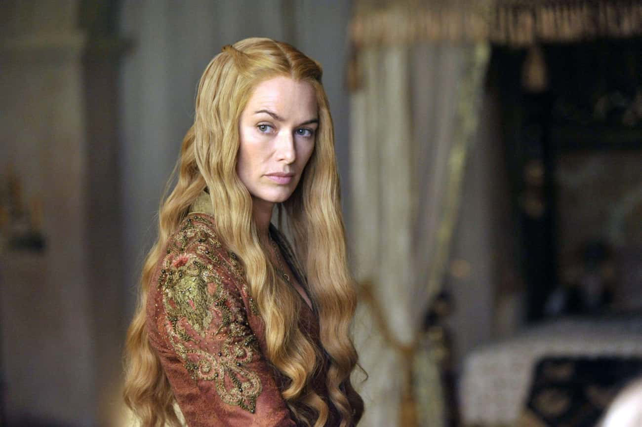 Cersei Lannister is listed (or ranked) 4 on the list The Most Psychopathic Characters On 'Game Of Thrones'
