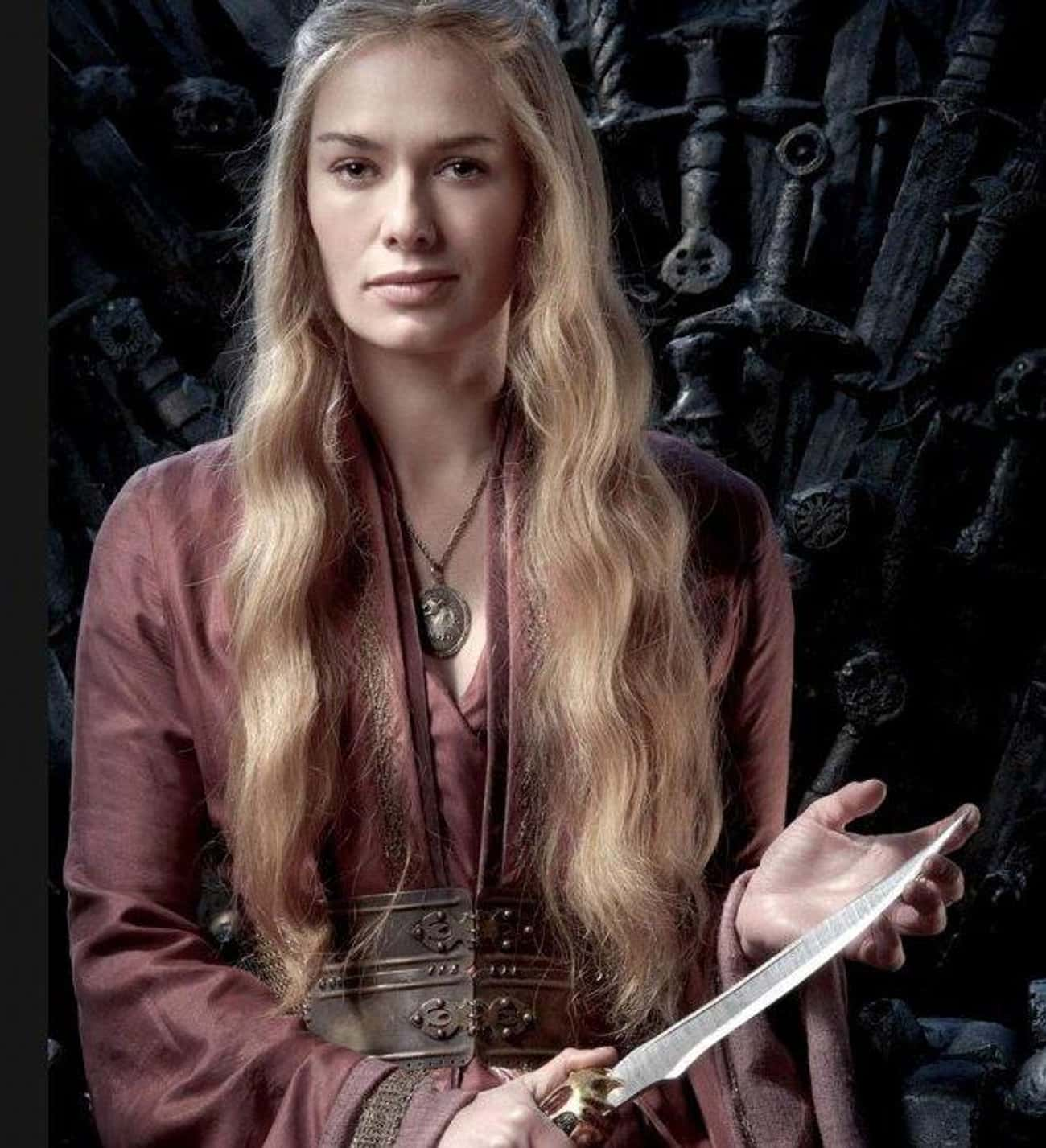 "Cersei Baratheon, ""Game of Thrones"""