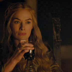 Cersei Baratheon is listed (or ranked) 24 on the list The Most Hardcore Game of Thrones Characters