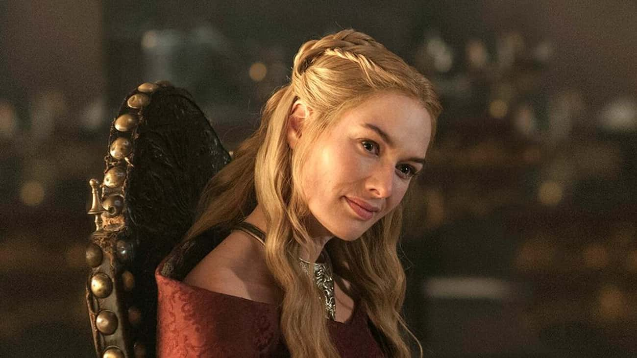 Cersei Lannister is listed (or ranked) 2 on the list All Members Of House Baratheon