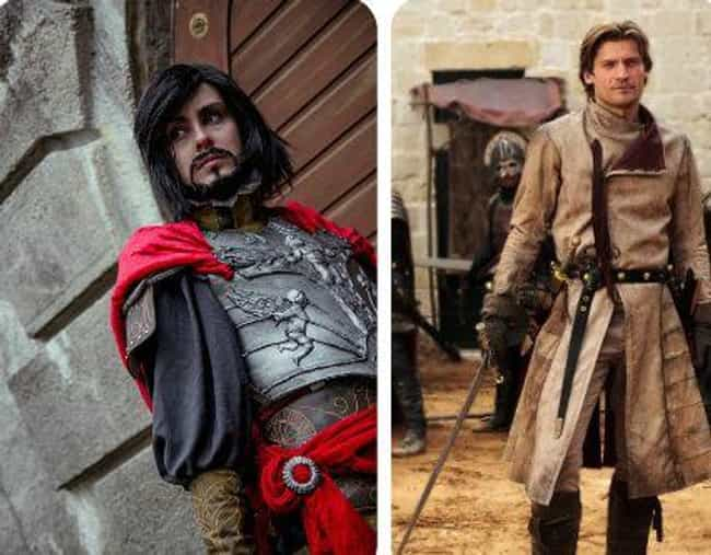 Cesare Borgia is listed (or ranked) 3 on the list Real Historical Figures Who Inspired Game Of Thrones Characters