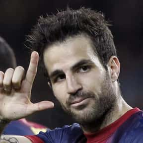 Cesc Fàbregas is listed (or ranked) 19 on the list The Best Athletes Of All Time