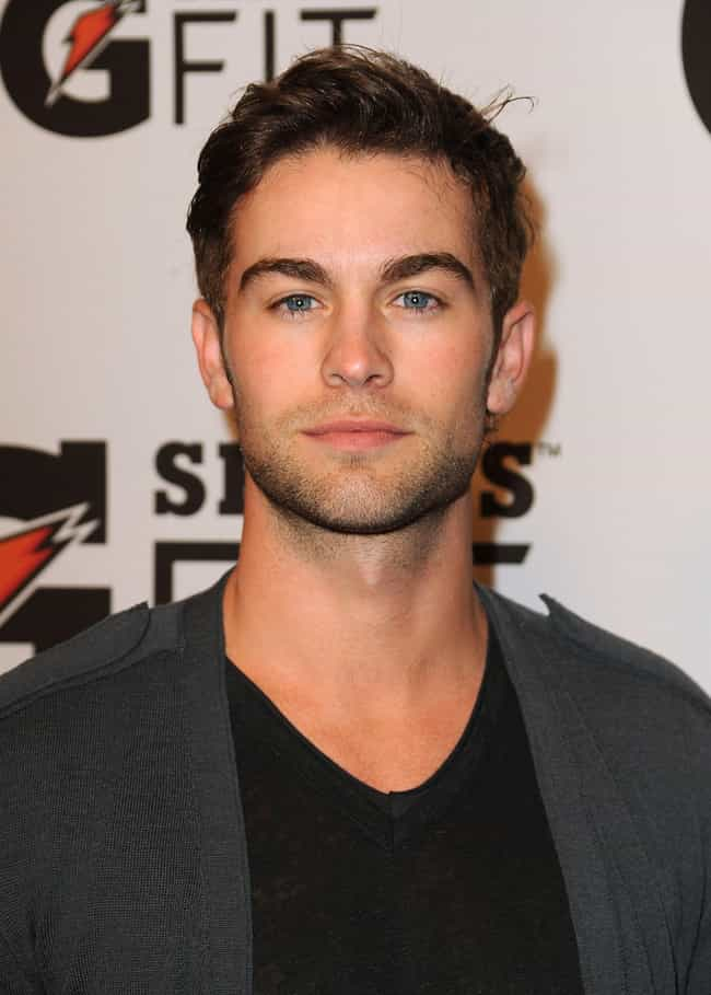 Chace Crawford is listed (or ranked) 4 on the list Taylor Momsen Loves and Hookups