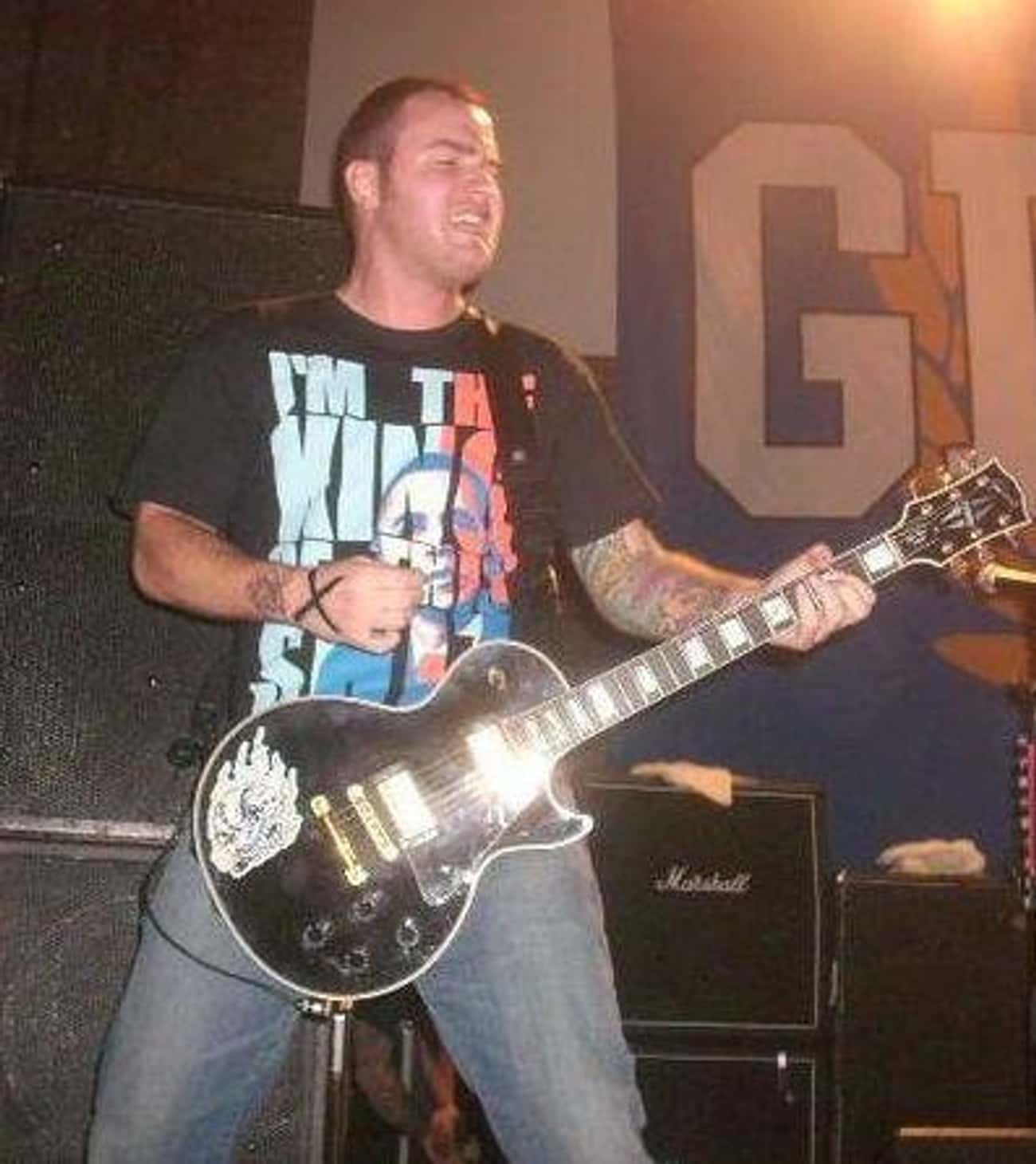 Chad Gilbert is listed (or ranked) 3 on the list Straight Edge Celebrities