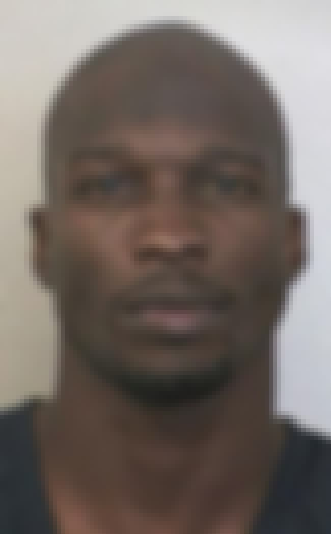 Chad Ochocinco is listed (or ranked) 2 on the list Celebrity Arrests 2012: Celebrities Arrested in 2012