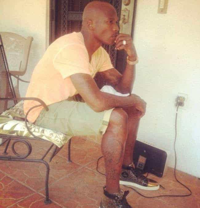 Chad Johnson is listed (or ranked) 3 on the list NFL Players with the Worst Tattoos