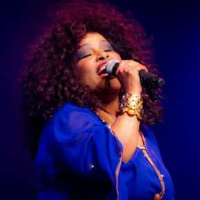 Chaka Khan is listed (or ranked) 25 on the list The Greatest R&B Artists of All Time