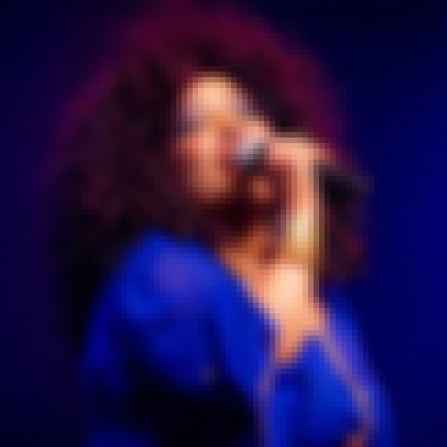 Chaka Khan is listed (or ranked) 4 on the list Famous People Born in 1953