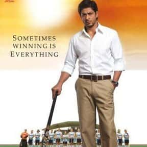 Chak De! India is listed (or ranked) 6 on the list The Best Shah Rukh Khan Movies