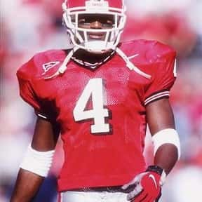 Champ Bailey is listed (or ranked) 2 on the list The Best University of Georgia Football Players of All Time