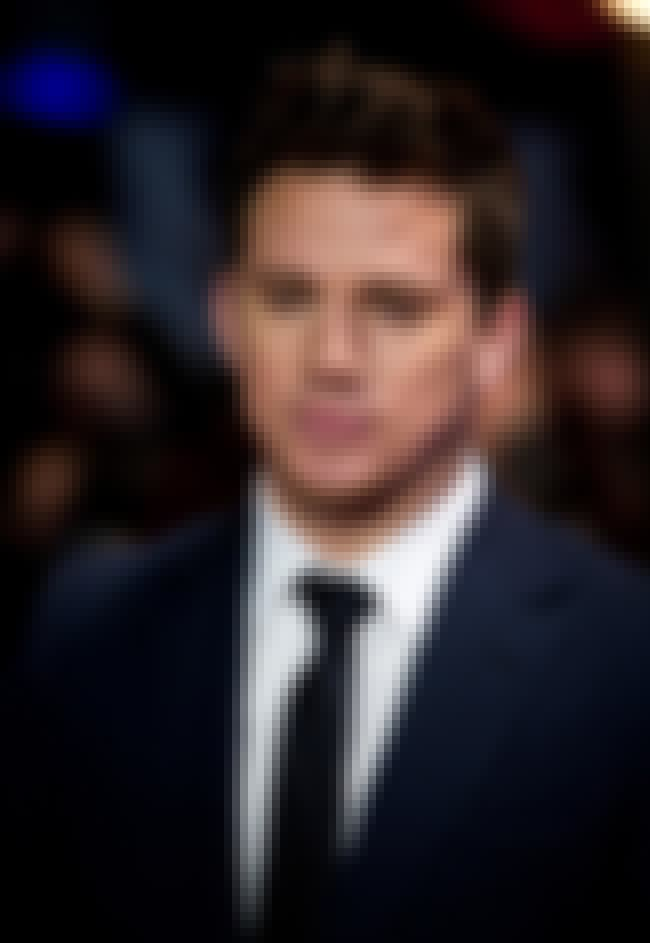 Channing Tatum is listed (or ranked) 3 on the list The Hottest Actors in 2013 Movies