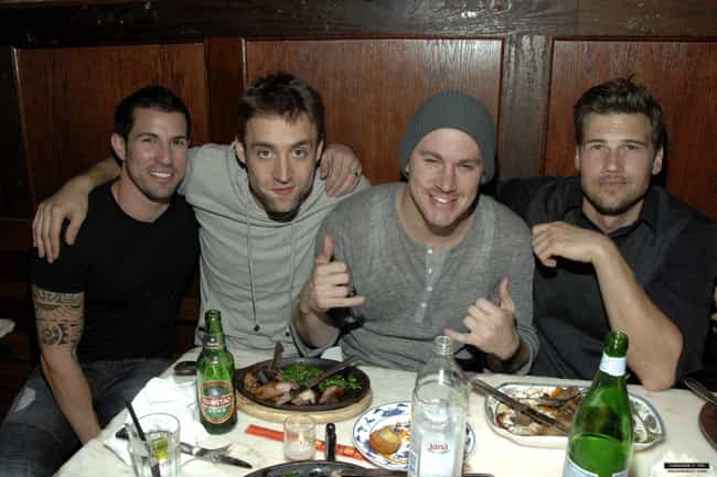 Channing Tatum is listed (or ranked) 1 on the list The Best Famous Guys to Hit a Strip Club With