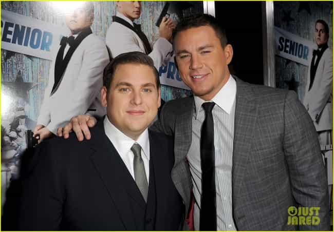 Channing Tatum is listed (or ranked) 2 on the list Famous Friends of Jonah Hill