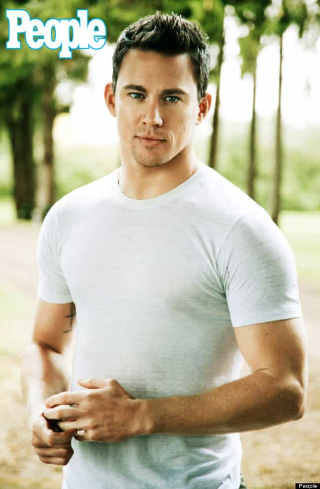 Channing Tatum is listed (or ranked) 4 on the list The Most Handsome Actors of 2012