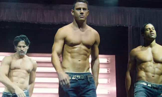 Male celebrities with the best abs famous men with abs channing tatum ccuart Gallery