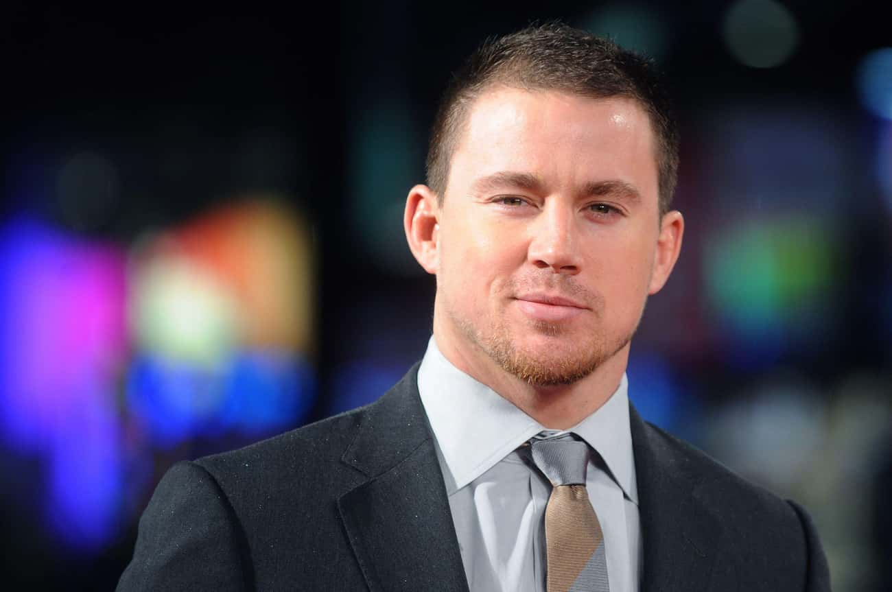 Channing Tatum is listed (or ranked) 4 on the list Famous People Born in 1980