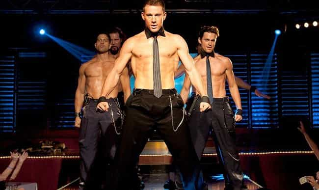Channing Tatum is listed (or ranked) 4 on the list Before They Were Famous, These 16 Celebrities Used To Be Strippers