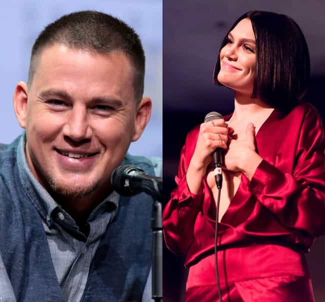 Channing Tatum is listed (or ranked) 2 on the list Celebrity Couples Who Broke Up In 2019