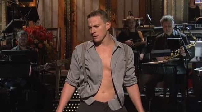 Channing Tatum is listed (or ranked) 1 on the list The Hottest Male Models