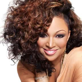 Chanté Moore is listed (or ranked) 24 on the list Famous People Whose Last Name Is Moore