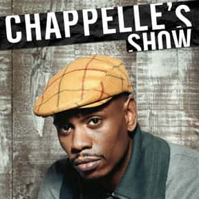 Chappelle's Show is listed (or ranked) 2 on the list The Best Comedy Central TV Shows