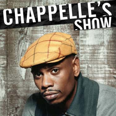 Chappelle's Show is listed (or ranked) 2 on the list What to Watch If You Love 'Tosh.0'