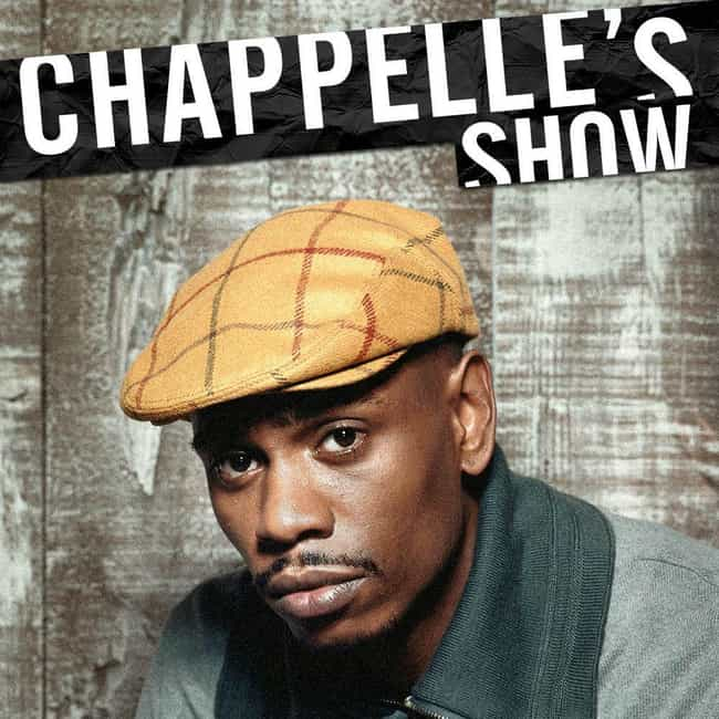 Chappelle's Show is listed (or ranked) 4 on the list What to Watch If You Love 'The Daily Show'