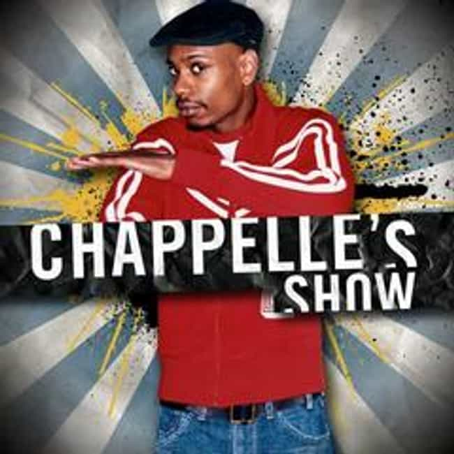 Chappelle's Show is listed (or ranked) 4 on the list What to Watch If You Love 'Drunk History'