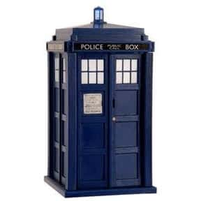 The TARDIS is listed (or ranked) 13 on the list Sci Fi Tech from TV & Movies You Most Wish Was Real