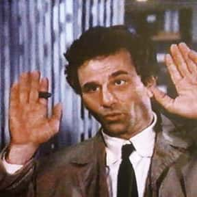 Columbo is listed (or ranked) 1 on the list The Most Brilliant TV Detectives