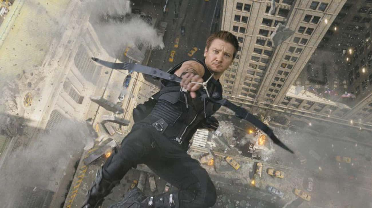Hawkeye Dies And Becomes Ronin is listed (or ranked) 3 on the list Fan Theories About Phase 4 Of The MCU