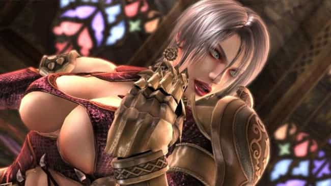 Ivy is listed (or ranked) 2 on the list The Bustiest Video Game Characters You Wish Were Real