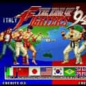 The King of Fighters '94 is listed (or ranked) 41 on the list SNK Playmore Games List
