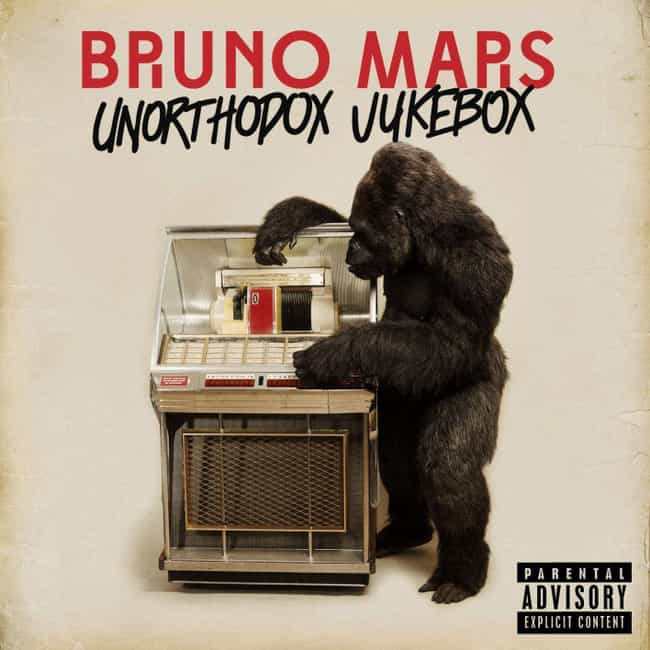 Unorthodox Jukebox is listed (or ranked) 2 on the list The Best Bruno Mars Albums, Ranked