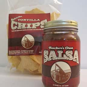 Chips and Salsa is listed (or ranked) 19 on the list The Most Delicious Bar & Pub Foods, Ranked