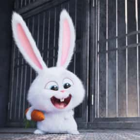 Snowball is listed (or ranked) 11 on the list The Greatest Rabbit Characters of All Time