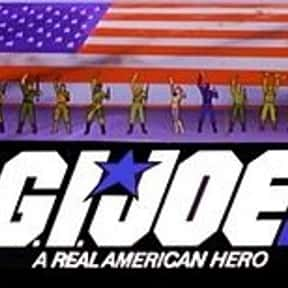 "G.I. Joe: A Real American Hero is listed (or ranked) 2 on the list The Best ""American"" TV Shows"