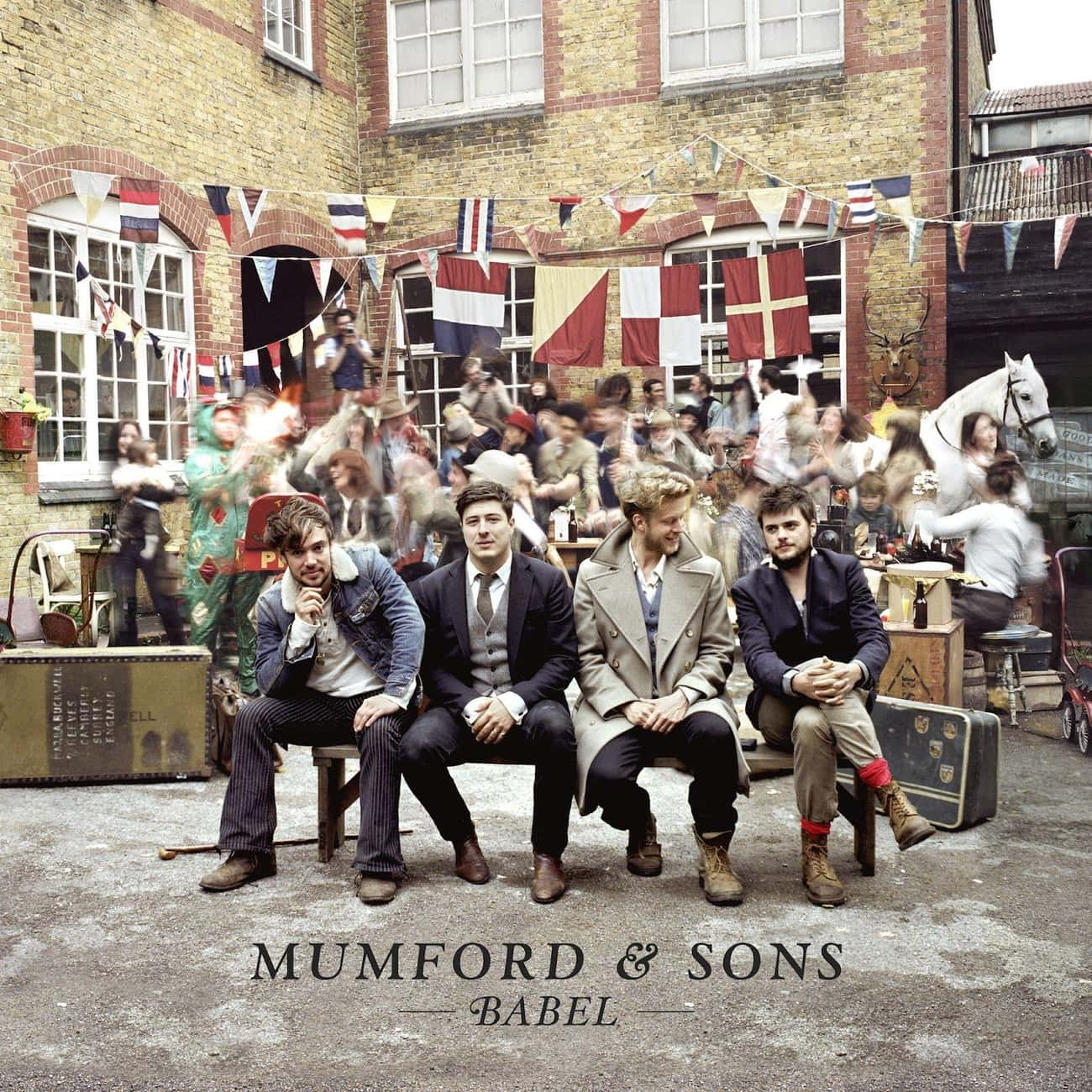 Babel is listed (or ranked) 2 on the list The Best Mumford & Sons Albums, Ranked