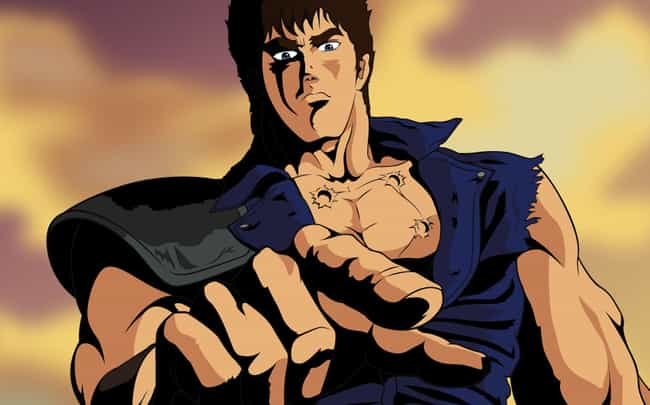 Fist of the North Star is listed (or ranked) 5 on the list The Best Anime Like Berserk